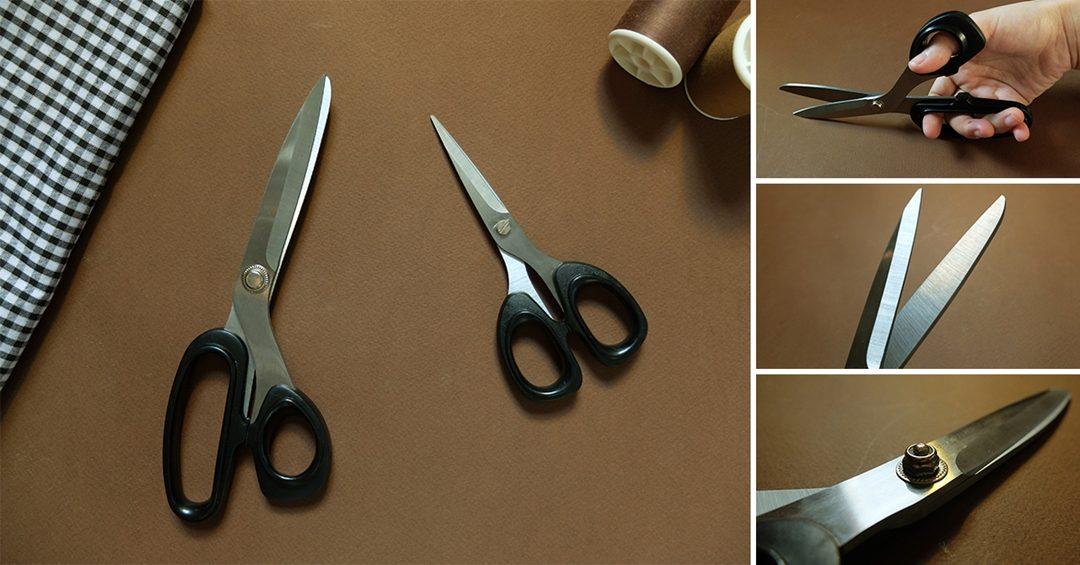 Review :: กรรไกรตัดผ้าแพ็คคู่