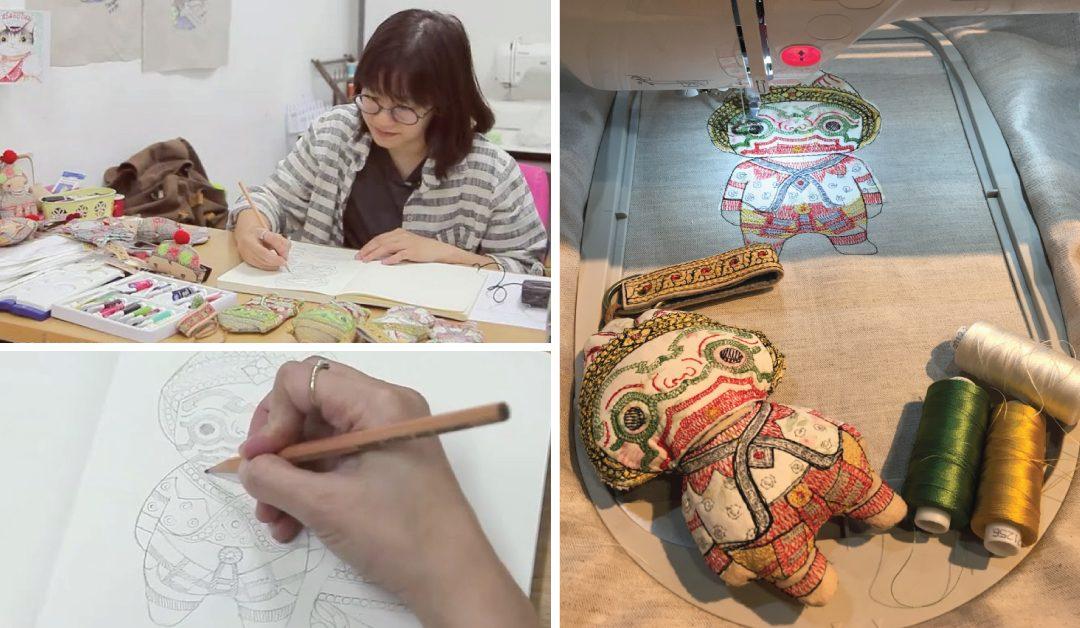 เรียนออกแบบ ถนัดวาดรูป ถนัดทำกราฟิก เรียนจบแล้วทำอะไรดี ?