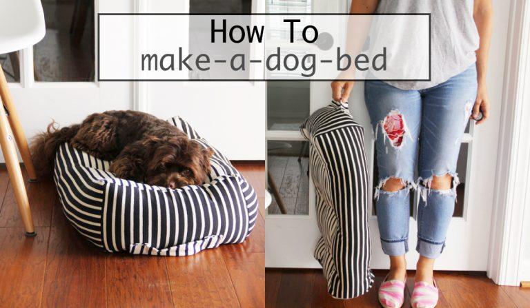 make-a-dog-bed