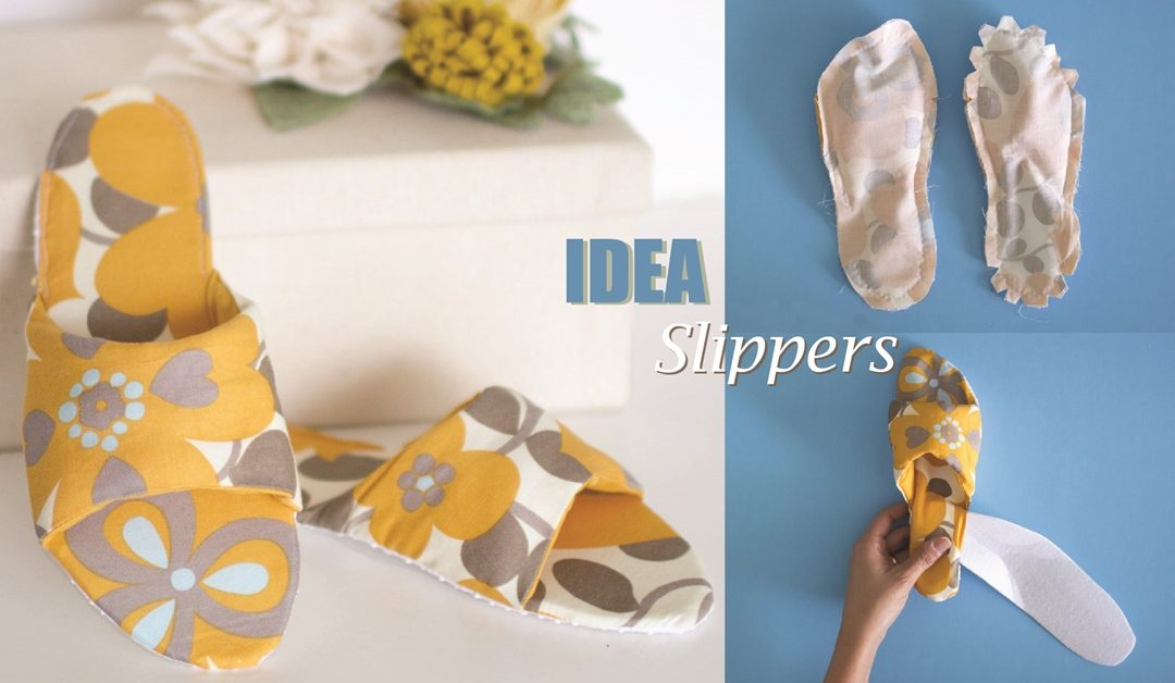 IDEA : รองเท้าใส่เล่นในบ้าน