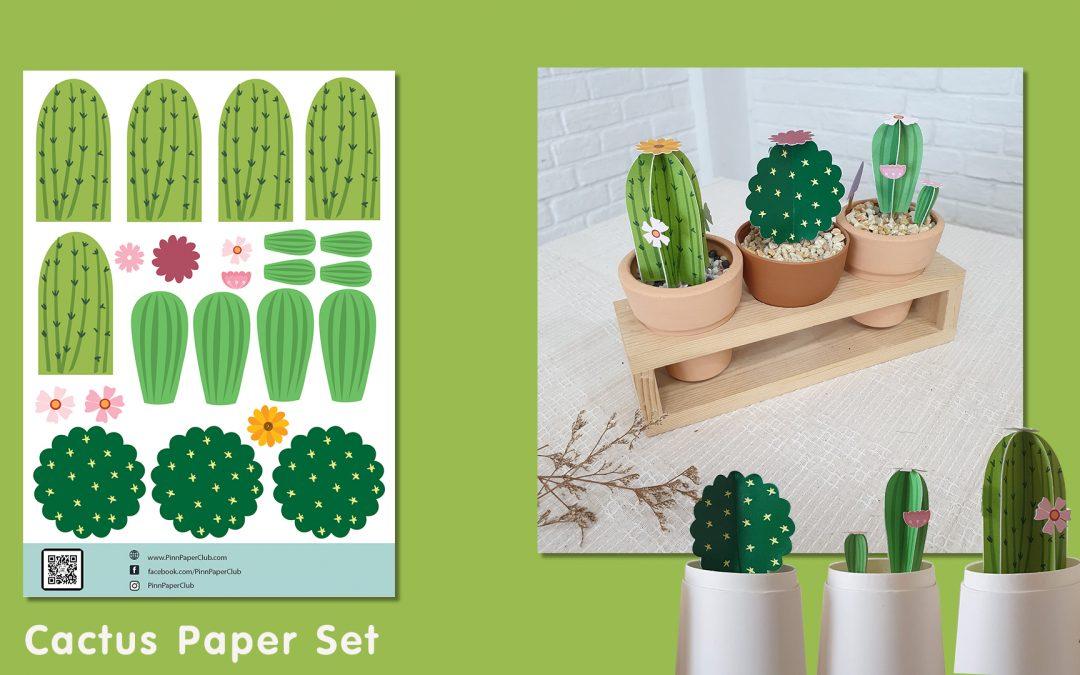 Pinn Paper – Cactus Paper