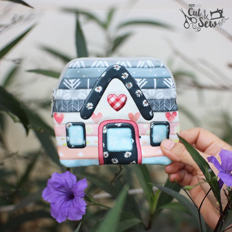 Review กระเป๋า Mini Hut2