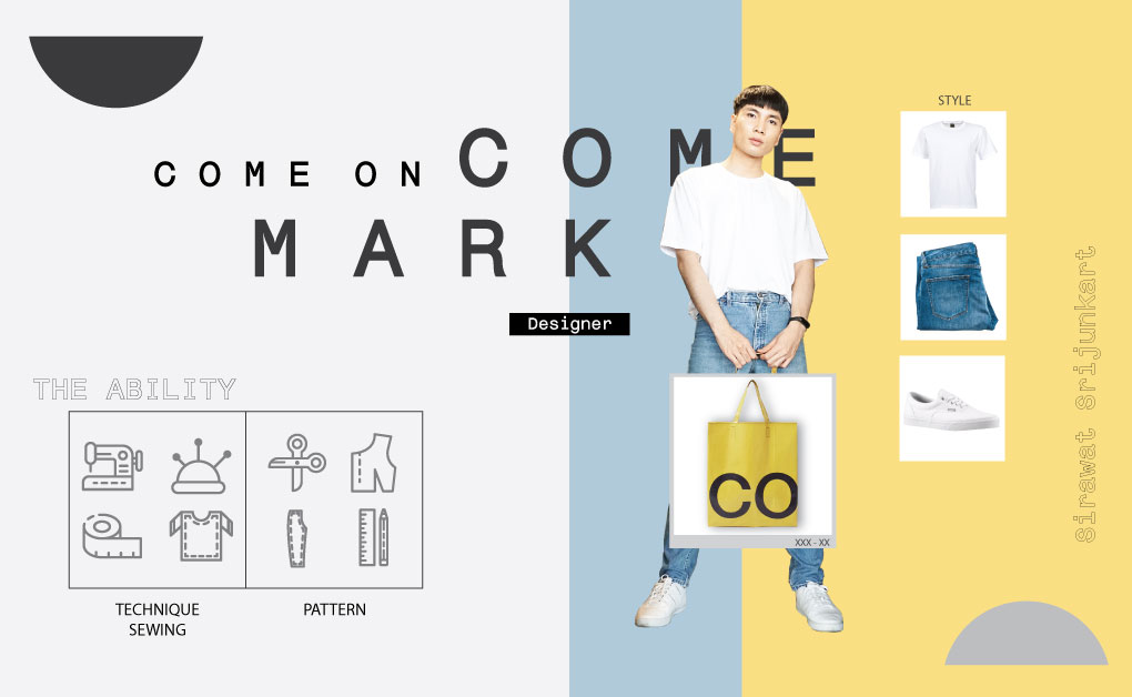 My Profile : come on with COMEMARK